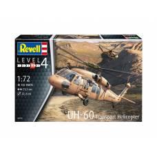 Сборная модель Американский многоцелевой вертолёт UH-60 Revell
