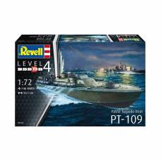 Сборная модель торпедного катера PT-109, 1:72 Revell
