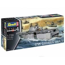 Сборная модель Универсальный десантный корабль типа