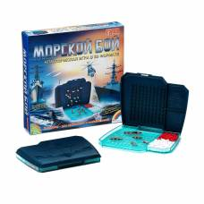 3D Настольная игра «Морской бой 3D» Bondibon