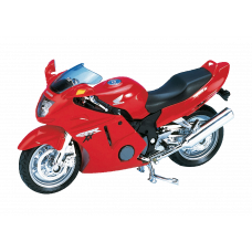 Мотоцикл Honda CBR1100XX, 1:18 Welly