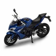 Модель мотоцикла Suzuki GSX S1000F, 1:18 Welly