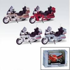 Мотоцикл Honda Gold Wing, 1:18 Welly