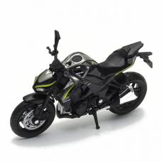 Модель мотоцикла Kawasaki Ninja 1000R, 1:18 Welly