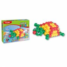 3D-мозаика Super Beads - Черепаха, более 100 элементов Paulinda