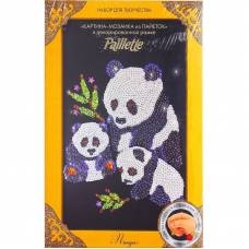 Мозаика из пайеток Paillette - Панды Данко Тойс / Danko Toys