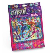 Набор для творчества Crystal Mosaic - Девочки-феи  Данко Тойс / Danko Toys