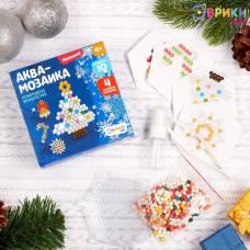 Аквамозаика «Новогоднее волшебство» Эврики