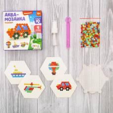 Аквамозаика для детей «Транспорт» Эврики