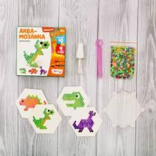 Аквамозаика для детей «Динозавры» Эврики