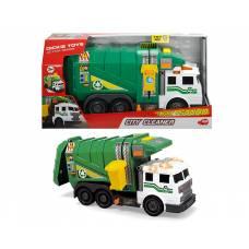 Мусоровоз City Cleaner (свет звук), зеленый, 39 см Dickie