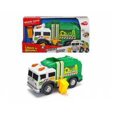 Мусоровоз Recycle Truck (свет звук), 30 см Dickie
