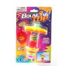 Прыгающий волчок Bouncing Top (свет)