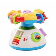 Ночник-проектор Iq-Base (звук) Happy Baby
