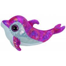 Мягкая игрушка Beanie Boo's - Дельфин Sparkles, 30 см Ty Inc