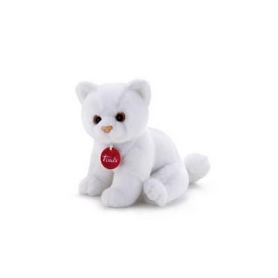 Котёнок Брэд (белый), 24 см Trudi