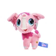 Мягкая игрушка Littlest Pet Shop - Слоник (звук), 16 см Мульти-Пульти
