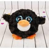 Мягкие игрушки пингвины и другие дикие птицы