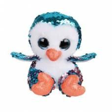 Игрушка из пайеток Пингвиненок 15см Fluffy Family