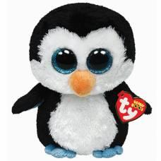 Мягкая игрушка Beanie Boo's - Пингвин Waddles, 15 см Ty Inc