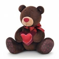 Мягкая игрушка «Choco с сердцем» Orange