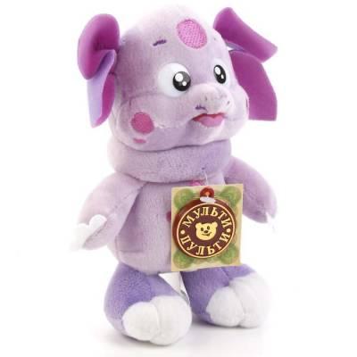 Мягкая игрушка «Лунтик», 18 см Мульти-Пульти