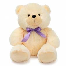 Мягкая игрушка «Медведь Эдди малый», 30 см, цвет бежевый Rabbit / Рэббит