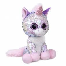 Мягкая игрушка «Единорог Жемчужина», 23 см Fancy