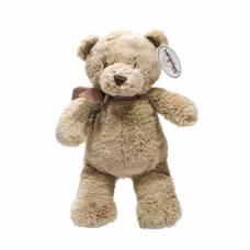 Мягкая игрушка Teddykompaniet Мишка Эльтон с бантом, 27 см