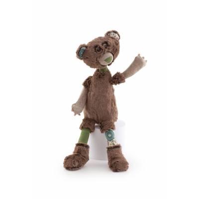 Мишка Базиль, 19 см Trudi