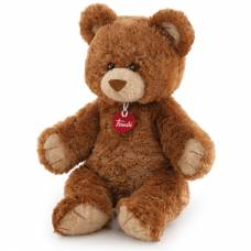 Коричневый медвежонок Марлон, 39 см Trudi