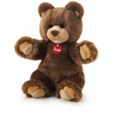 Коричневый медведь Гедеон, 34 см Trudi