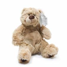Мягкая игрушка Teddykompaniet Медвежонок Альфред, бежевый, 22 см