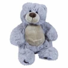 Мягкая игрушка Teddykompaniet медвежонок Альфред 22 см, серый