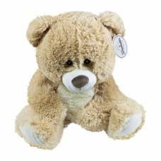 Мягкая игрушка Teddykompaniet Медвежонок Вигго, бежевый, 32 см