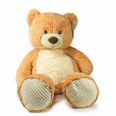 Мягкая игрушка Teddykompaniet Медвежонок Вигго, бежевый, 60 см