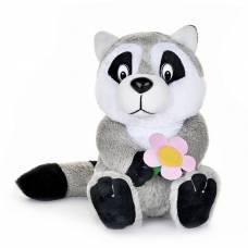 Мягкая музыкальная игрушка «Енотик с цветочком», 21 см MAXIPLAY