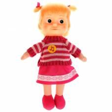 Мягкая музыкальная кукла «Маша» в свитере, 29 см Мульти-Пульти