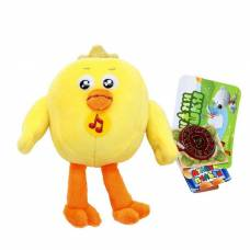 Мягкая музыкальная игрушка «Цыплёнок Цыпа», 15 см Мульти-Пульти