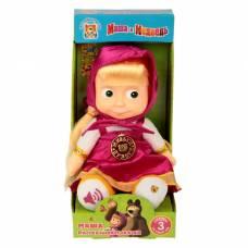 Мягкая игрушка «Маша», говорит 3 сказки Мульти-Пульти