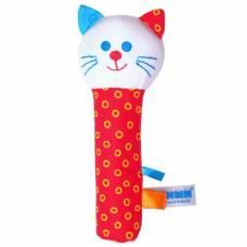 Развивающая игрушка «ШуМякиши. Котик» Мякиши
