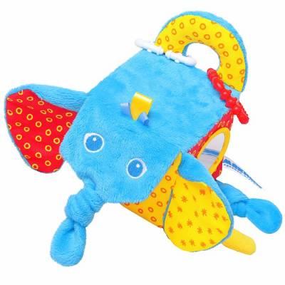 Игрушка «Кубик Слон» Мякиши