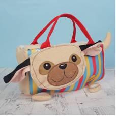 Мягкая игрушка-сумка