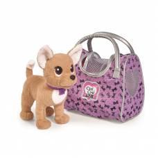 Мягкая игрушка Chi Chi Love - Собачка Путешественница Simba