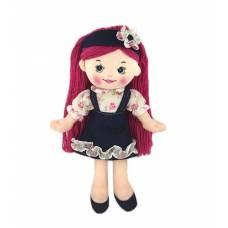 Кукла мягконабиваная, джинсовая, 25 см ABtoys