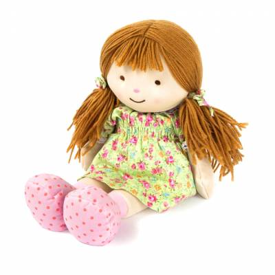 Игрушка-грелка Warmhearts - Кукла Элли, 30 см Warmies