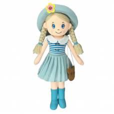 Кукла мягконабивная в шляпе и с сумочкой, 50 см ABtoys