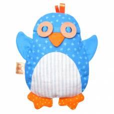 Игрушка «Доктор Мякиш-Пингвин» с вишневыми косточками Мякиши