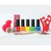 Большой набор «Модный маникюр & стильный педикюр» - С ароматом клубники Intellectico