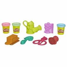 Игровой набор Play-Doh - Садовые инструменты Hasbro